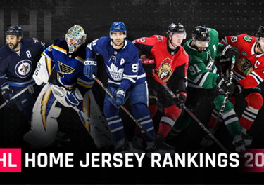 hot sales b560f 77106 Ranking all 31 NHL home jerseys, from worst to first