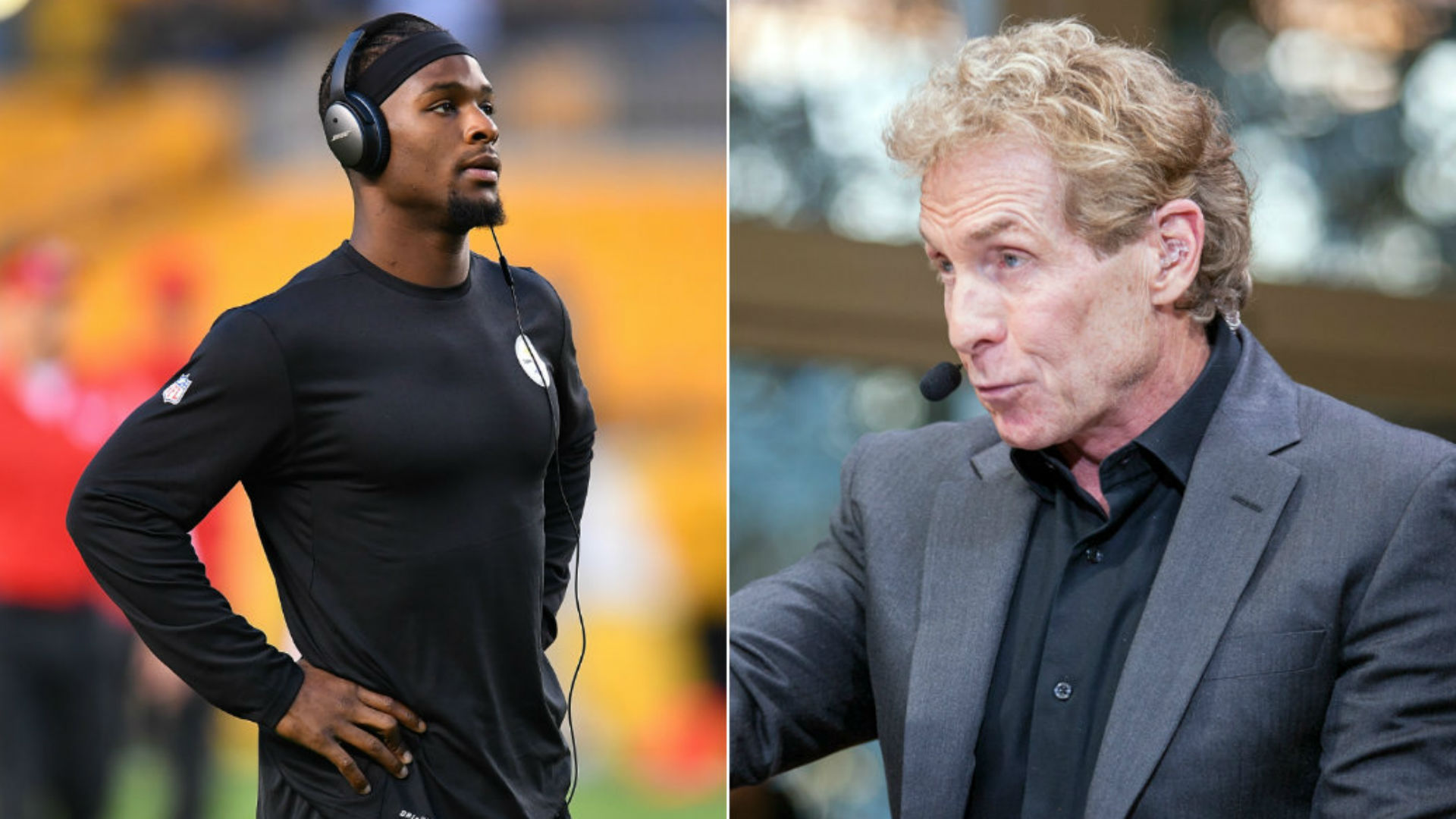 Le'Veon Bell drops a diss track on Skip Bayless