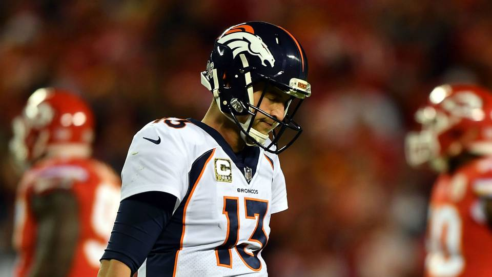 Broncos Quarterback Issues Fall On John Elway Who Still Has Time