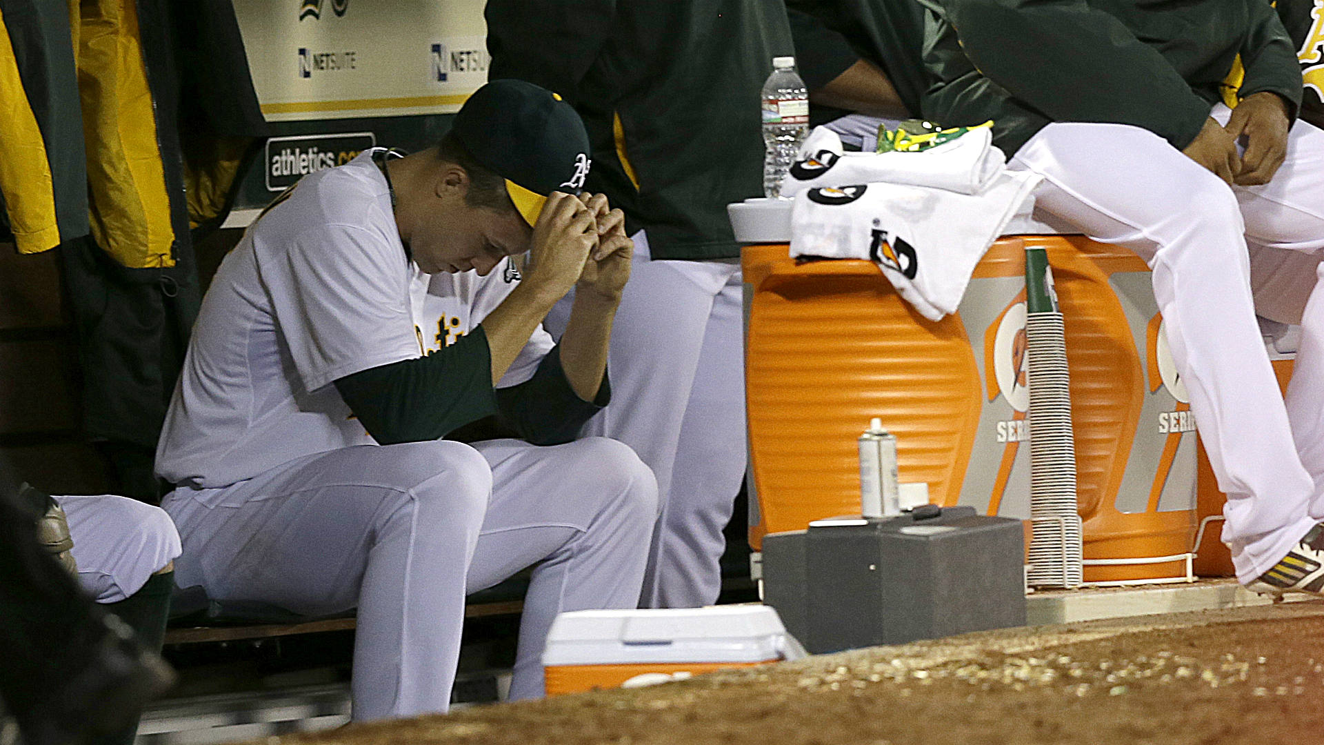 Closer Watch: Jim Johnson out as A's closer; let the guessing games begin