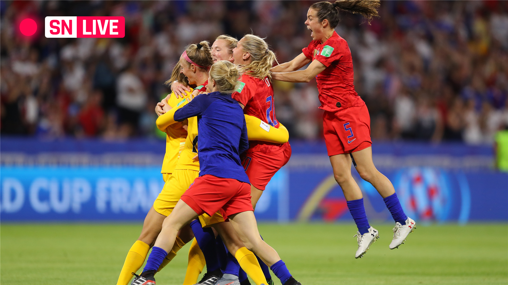USWNT vs. Netherlands: Live scores, updates and highlights from USA's 2019 World Cup final