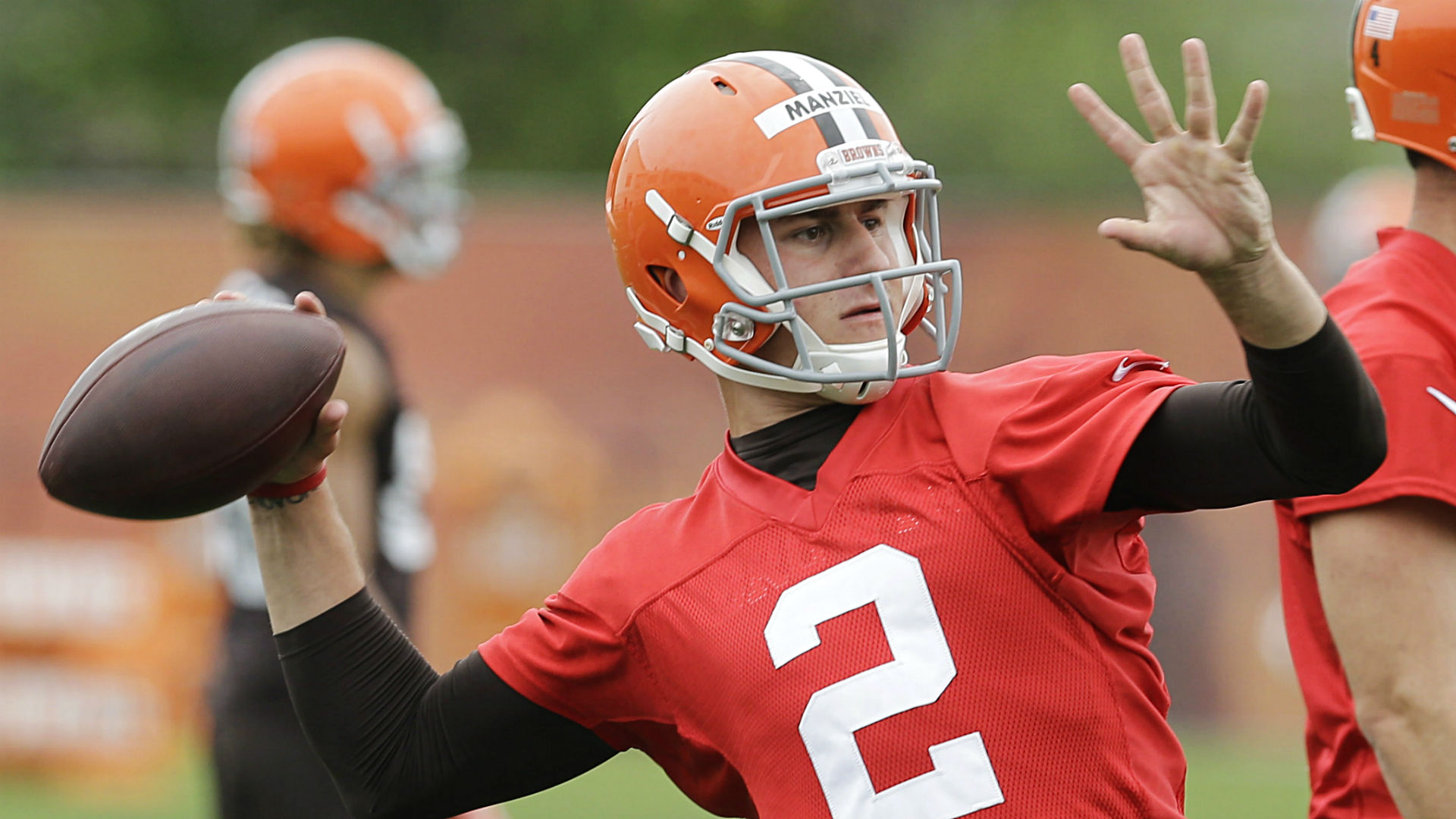 Fantasy football mock draft: When it's OK to reach for Johnny Manziel