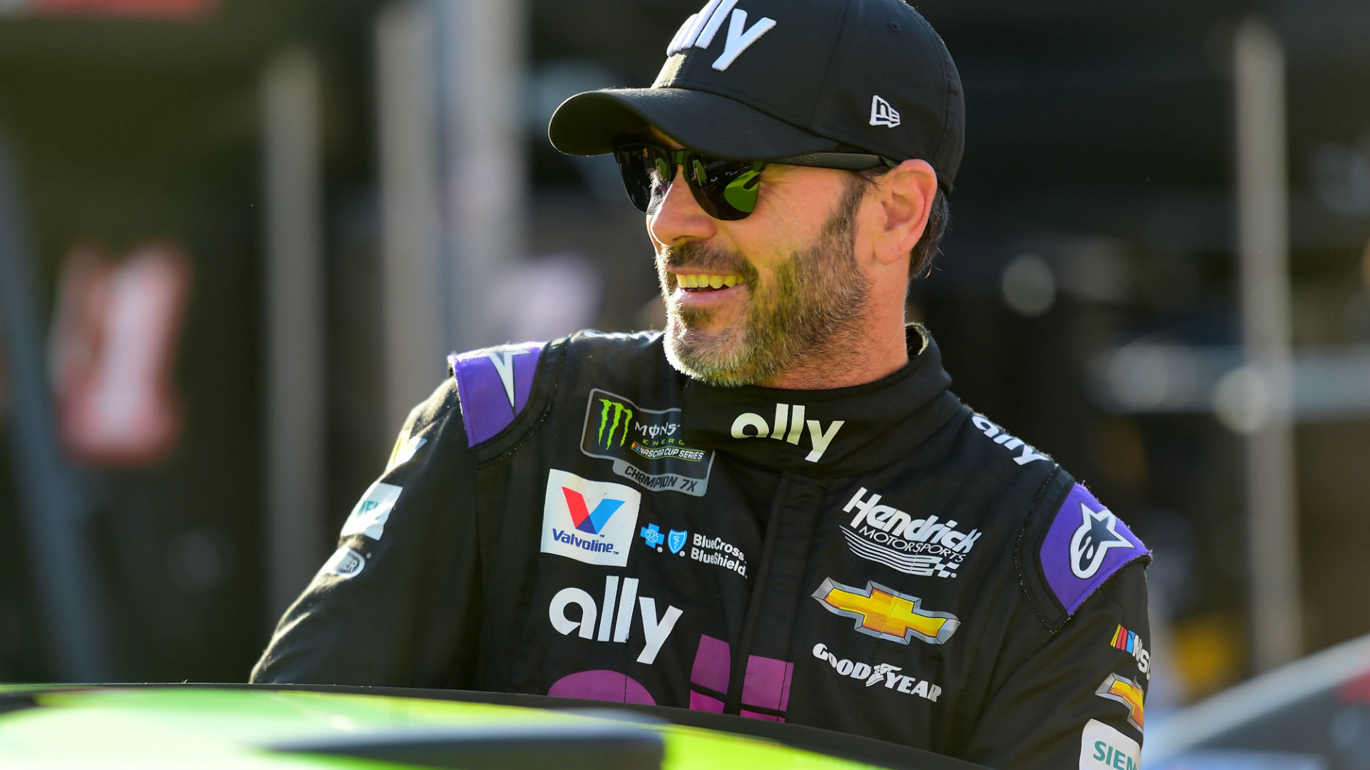 SN Q&A: Jimmie Johnson talks NASCAR's future, midweek Cup races, more