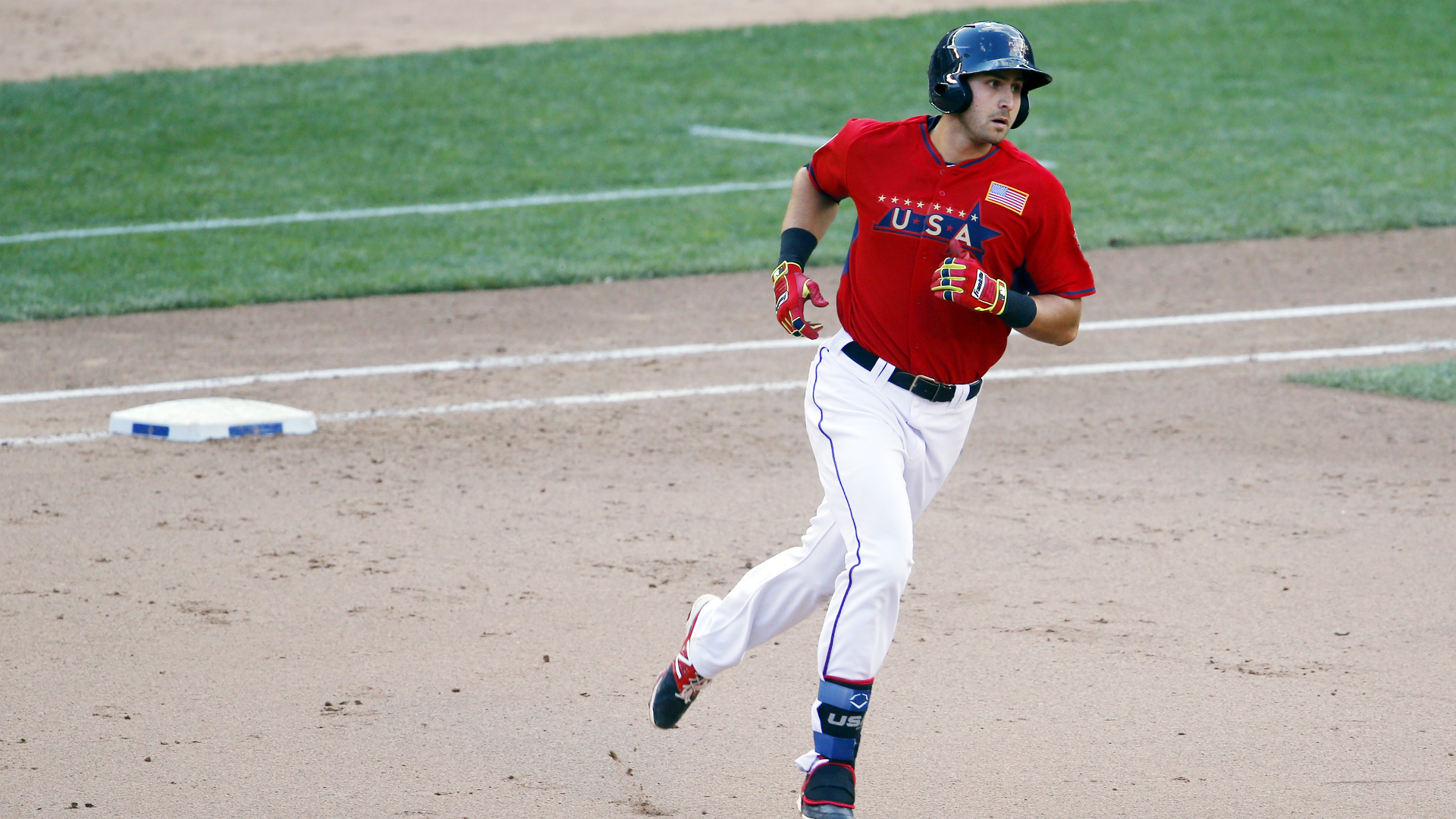 2014 Futures Game: Rangers prospect Gallo wins MVP