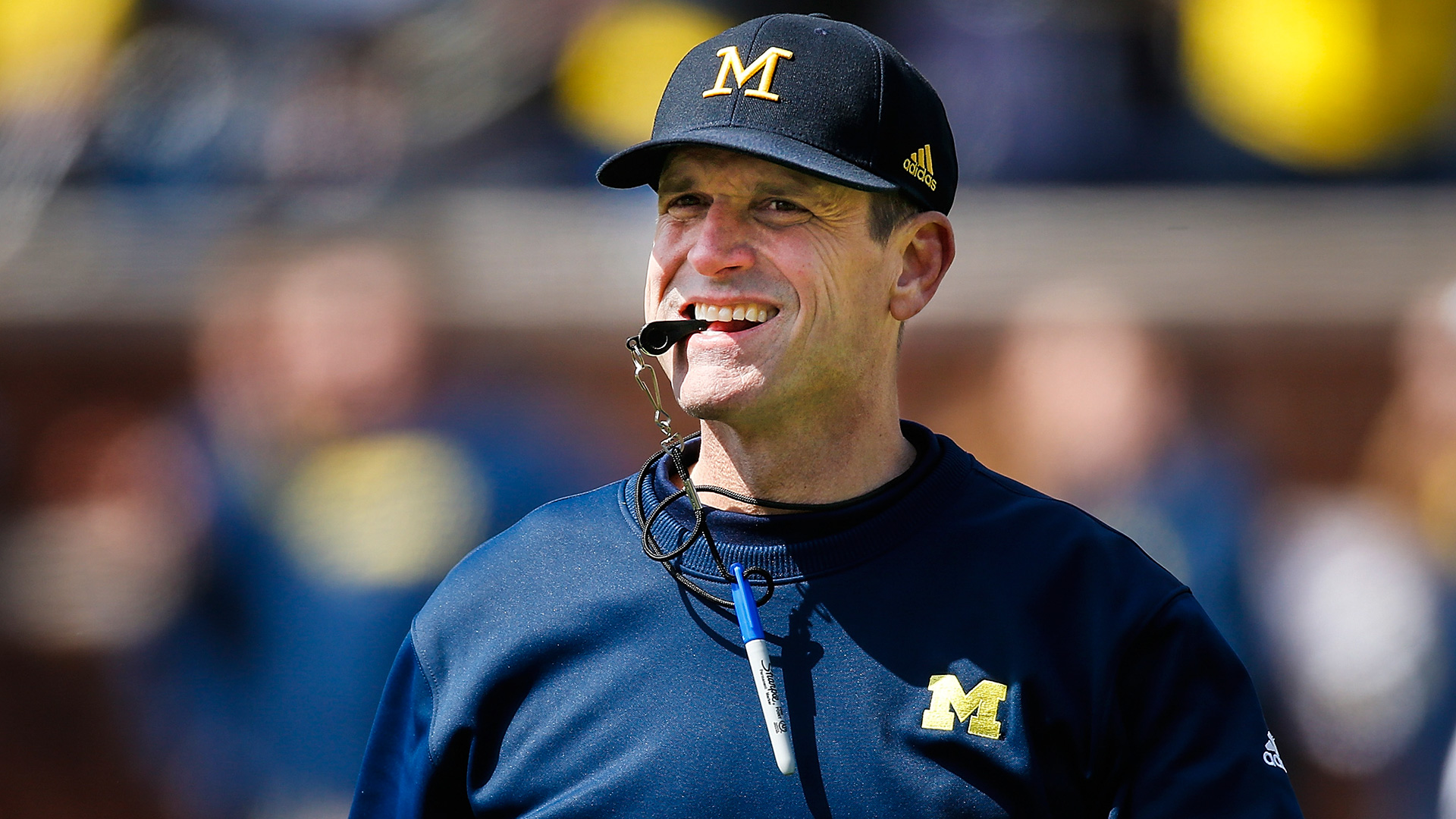 Michigan players picking up summer jobs under Jim Harbaugh