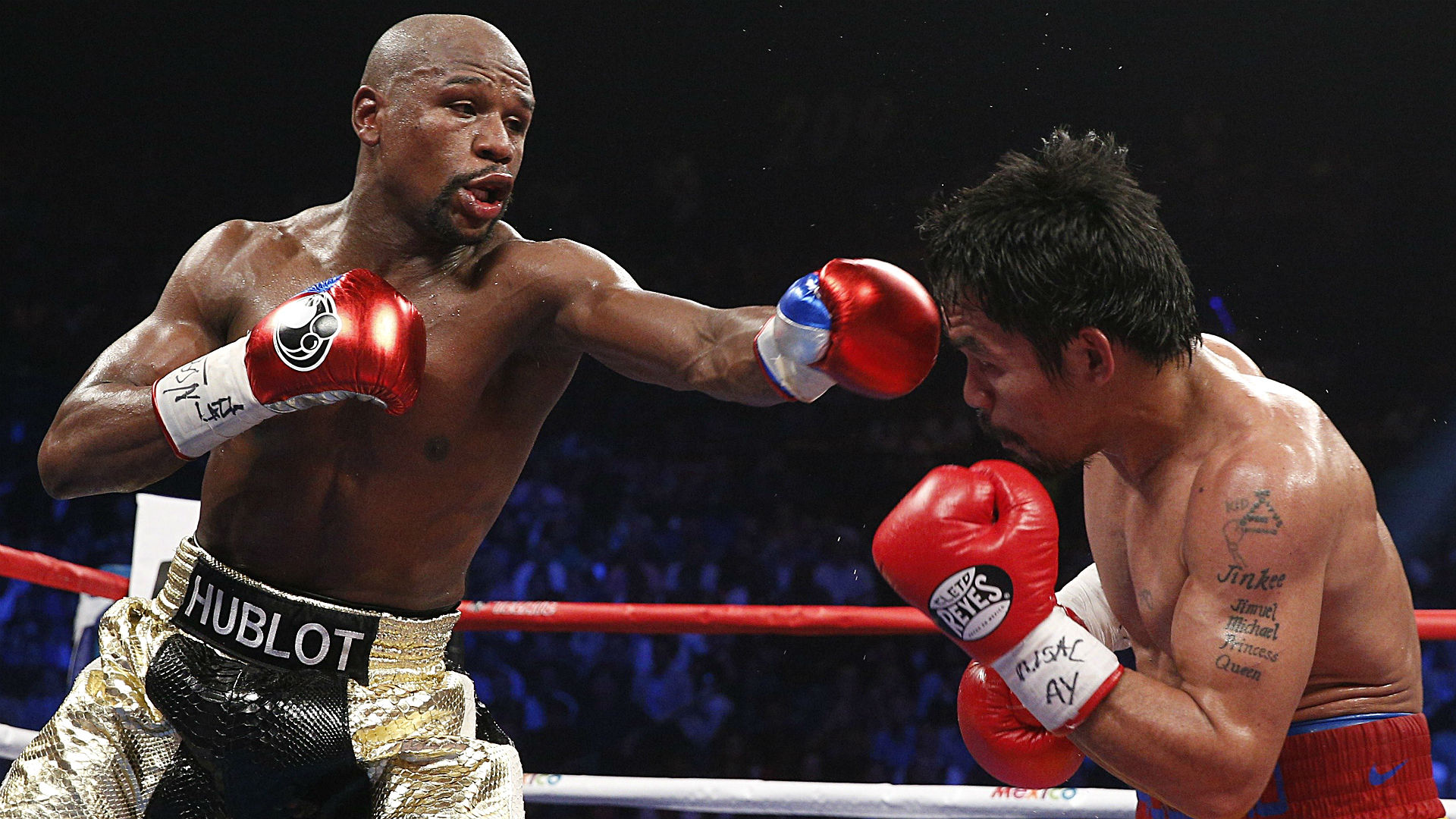 Mayweather vs. Pacquiao betting report: MGM books win over $1 million on lighter-than-expected handle