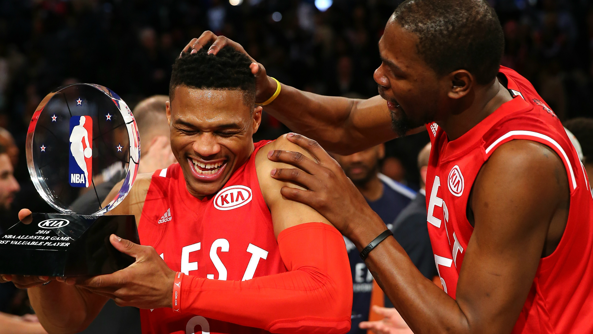 Russell Westbrook (Sports All-Stars)
