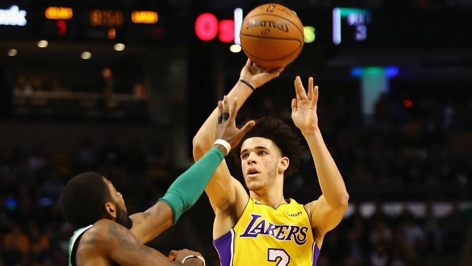 Lonzo Ball s new shot could be just what he needs to thrive next to LeBron  James 68f630d5b