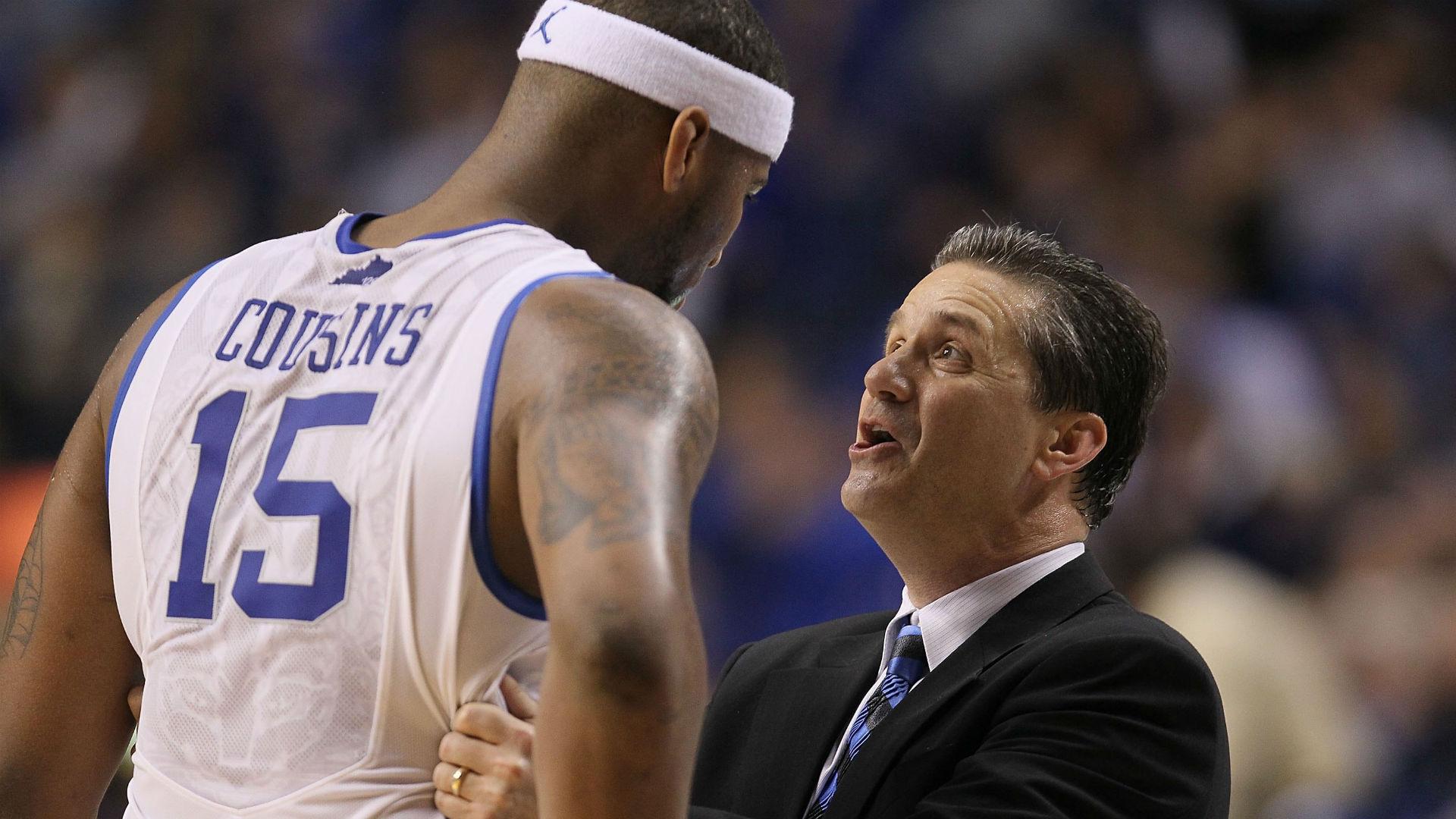 Kings have interest in John Calipari, Yahoo Sports reports