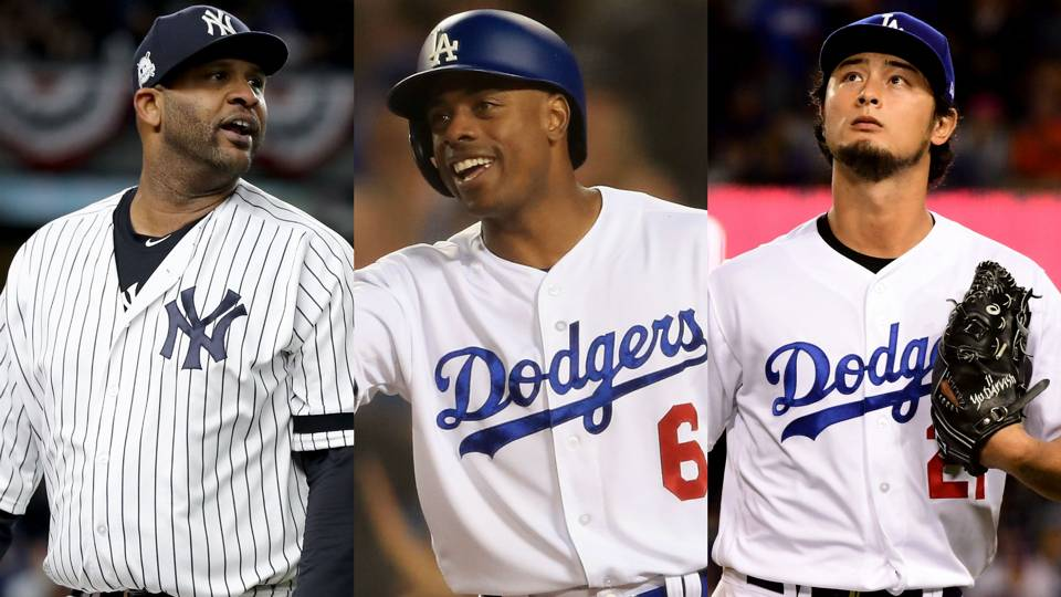 Sabathia-Granderson-Darvish-Getty-FTR-110217