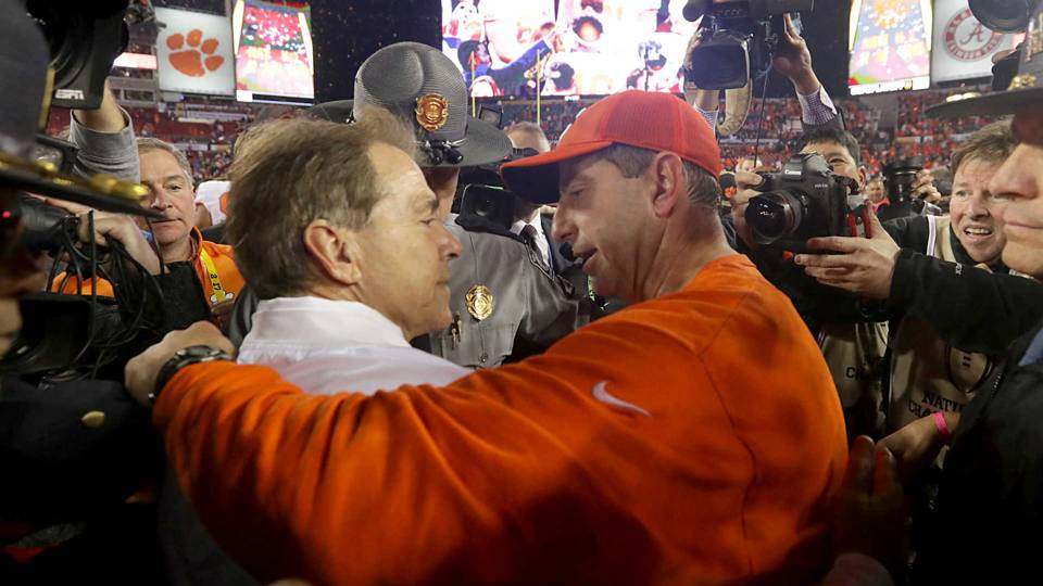 Nick Saban-Dabo Swinney-082517-GETTY-FTR
