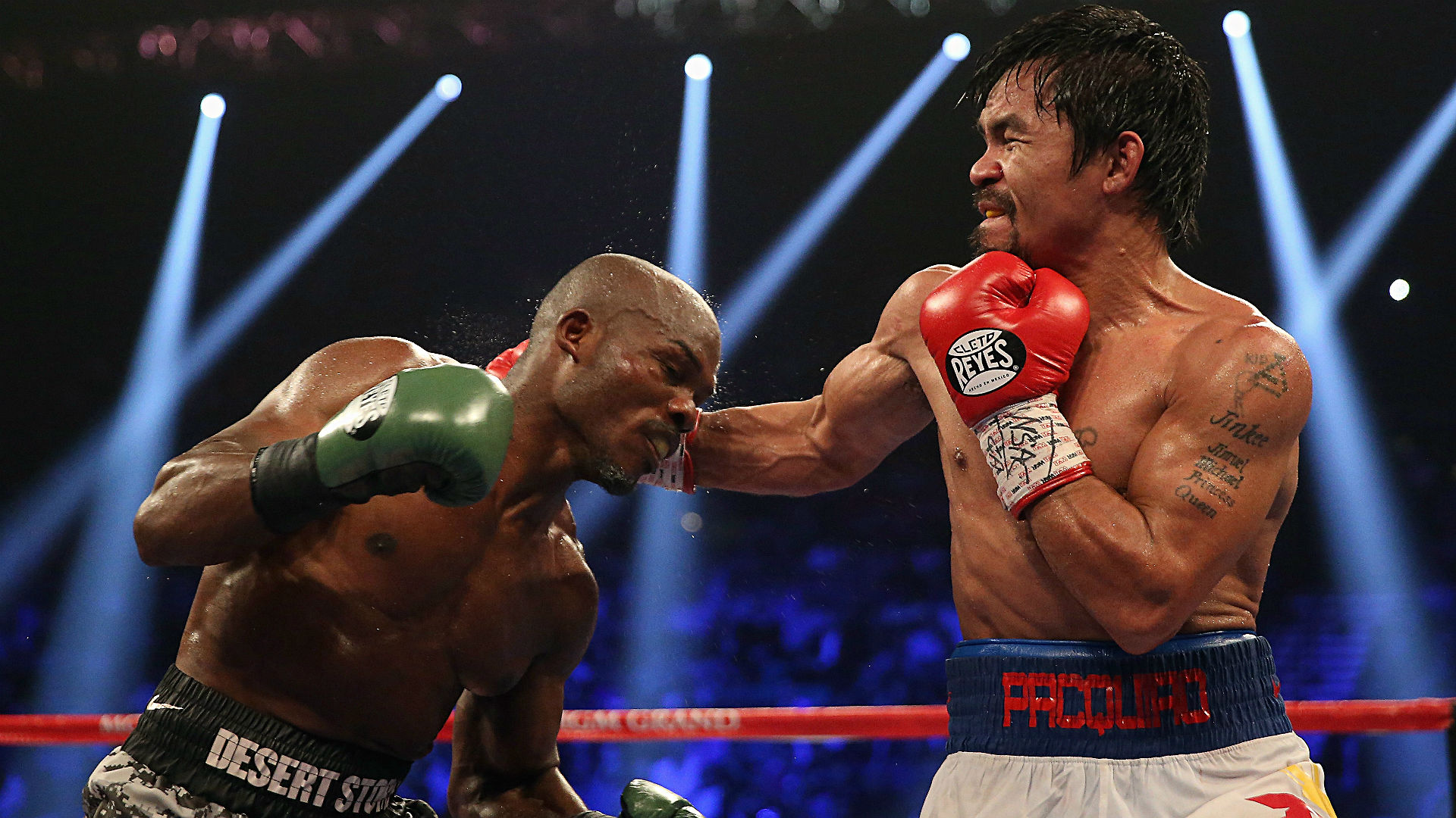 Pacquiao vs. Algieri odds and pick – Looking for value in props