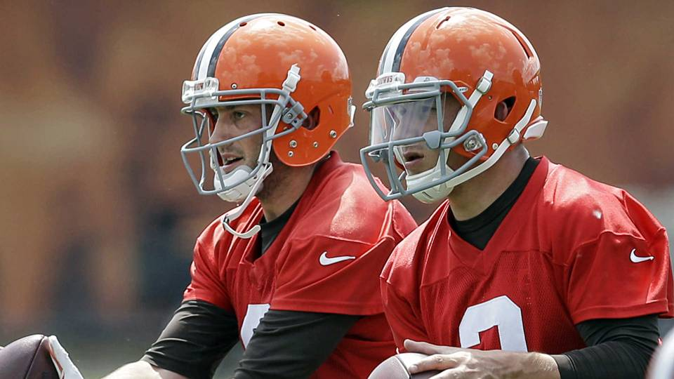 Brian-Hoyer-Johnny-Manziel-060514-FTR