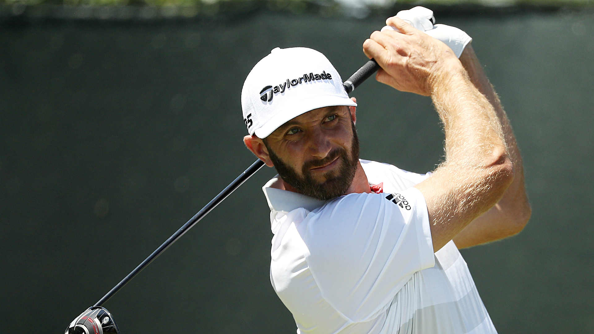 Johnson falters to be in four-way lead in US Open