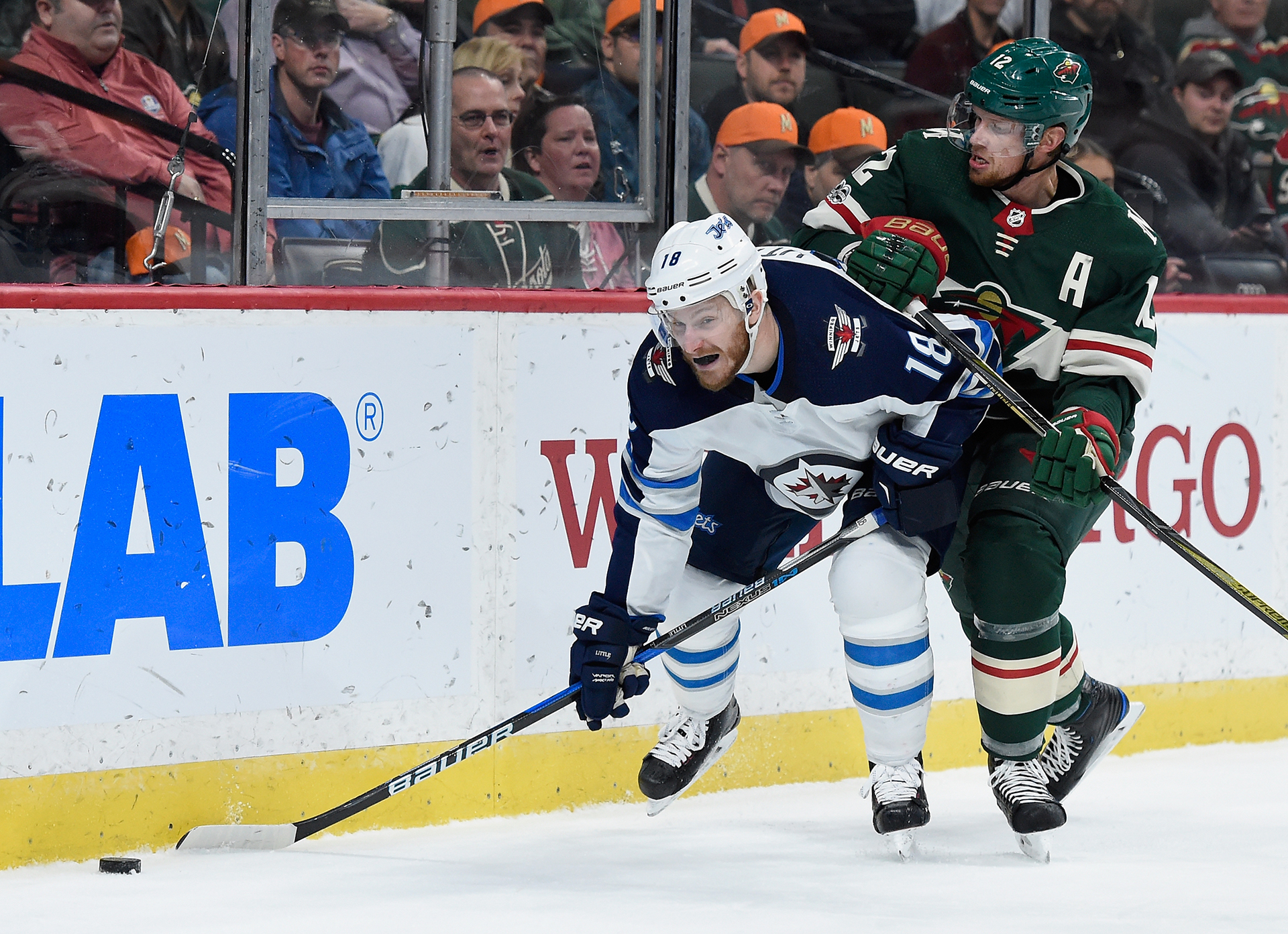 Minnesota Wild vs. Winnipeg Jets: NHL Odds, Prediction