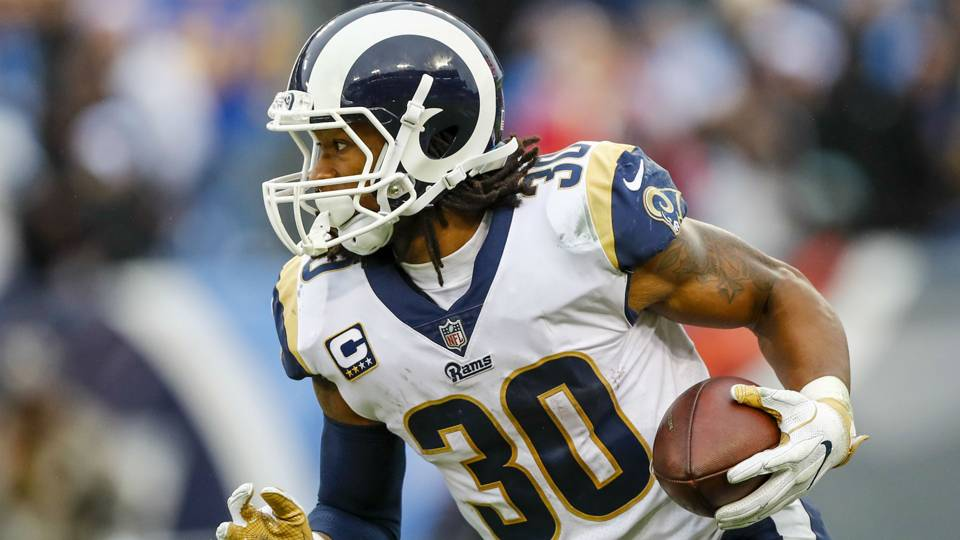 Rams\' Todd Gurley willing to wait his turn for a contract extension ...