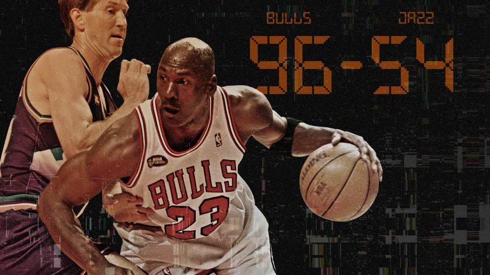 Remembering when Michael Jordan d55163137