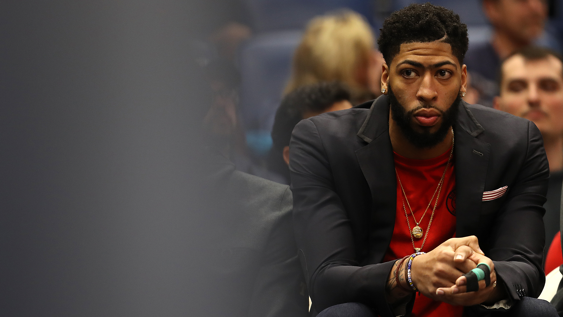 National Basketball Association fans were already making LeBron jokes about Anthony Davis' $50K fine