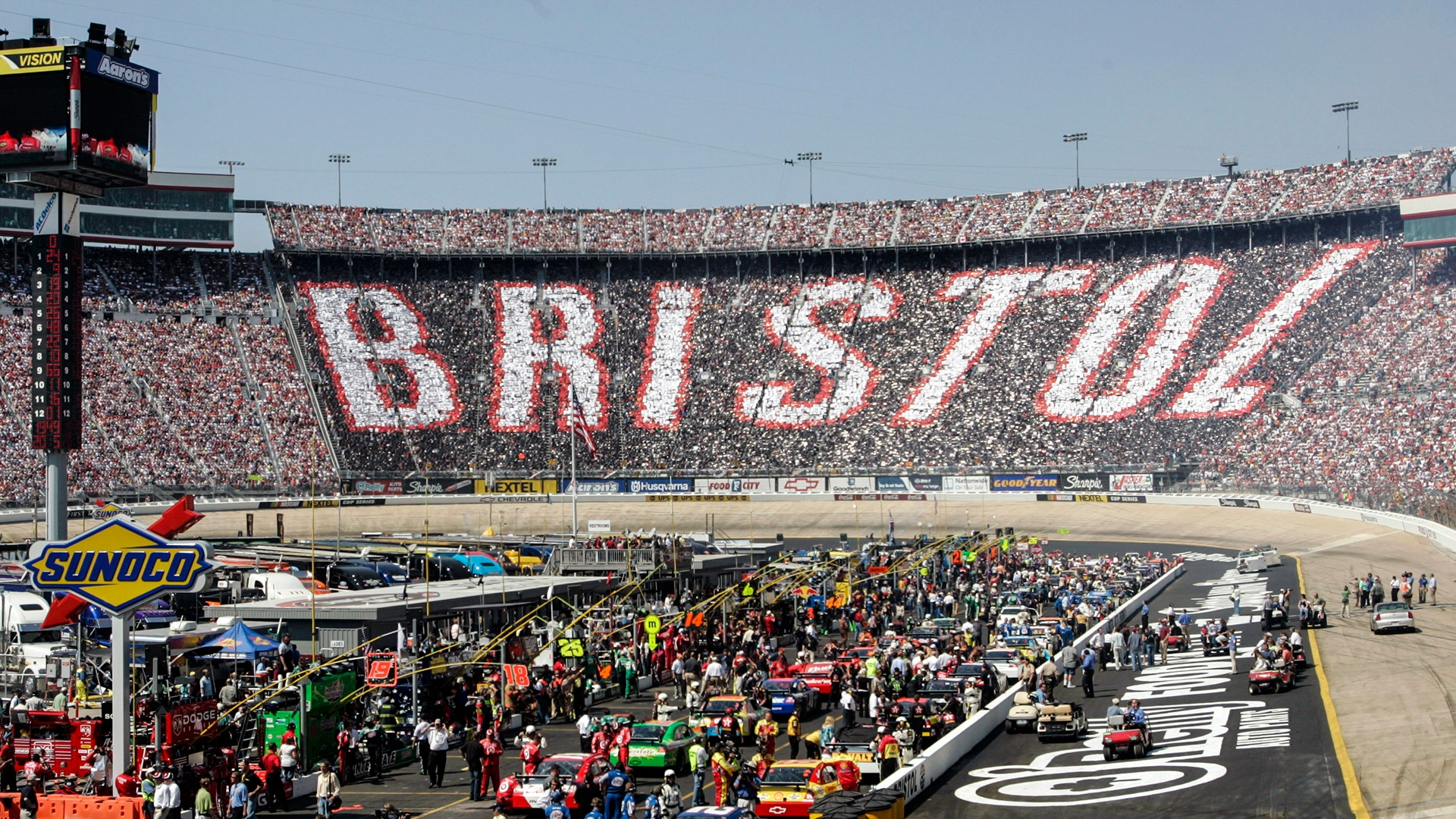 Spectacular Crashes And Memorable Moments From Bristol