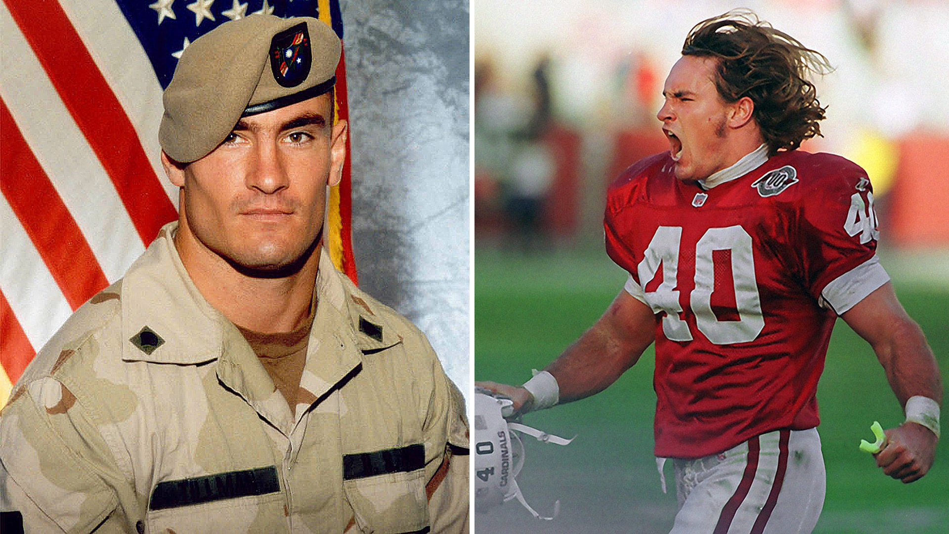 The tragic death of pat tillman in afghanistan