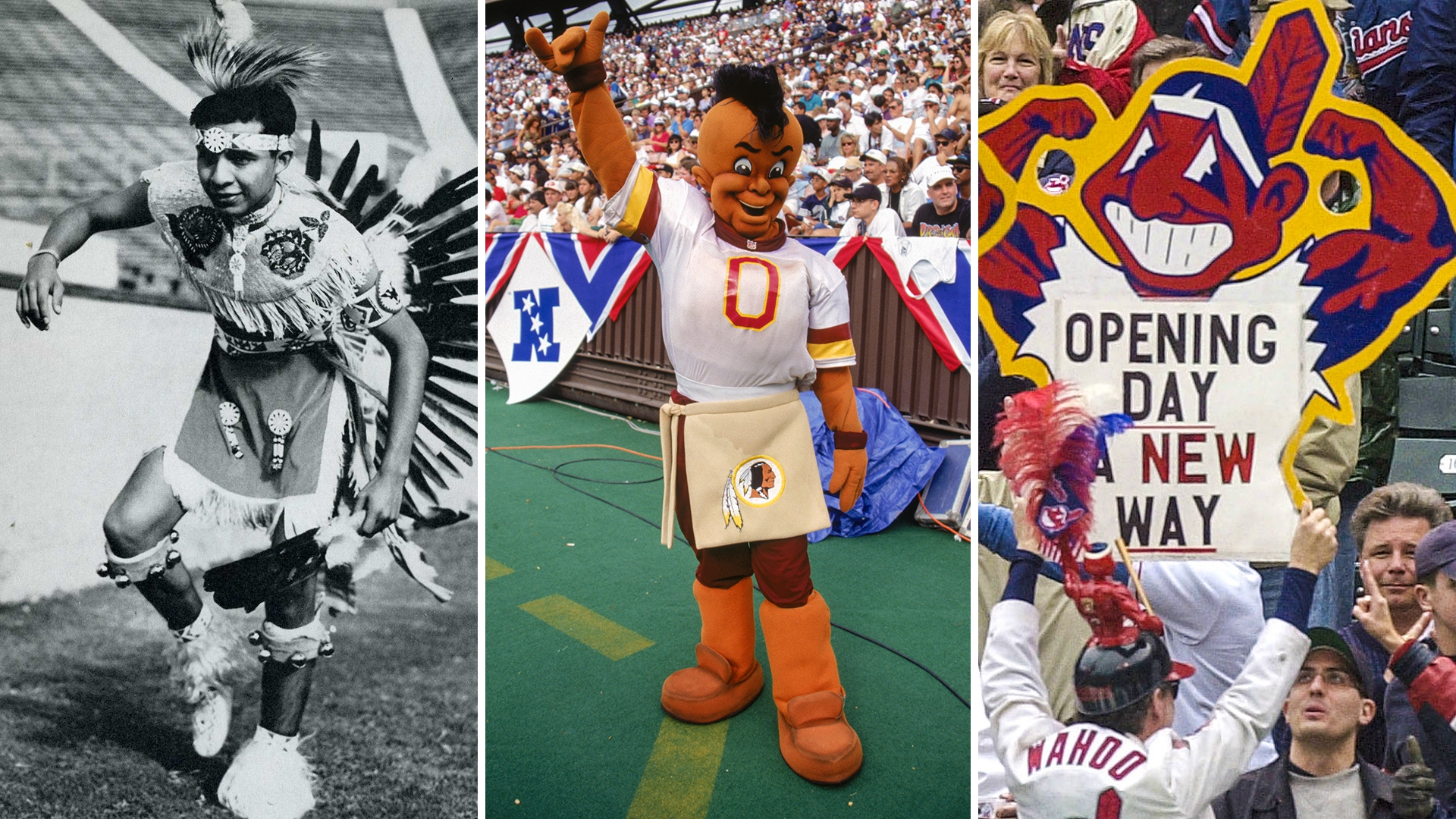 Sports Teams That Retired Native American Mascots Nicknames