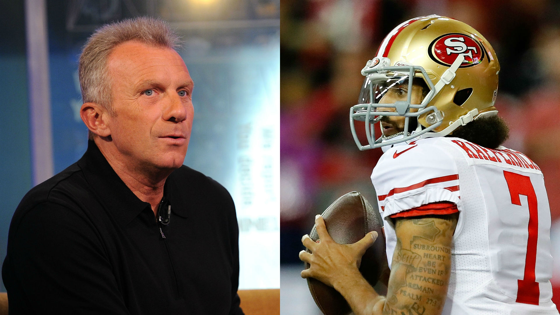49ers Great Joe Montana Comments on Kaepernick's Future