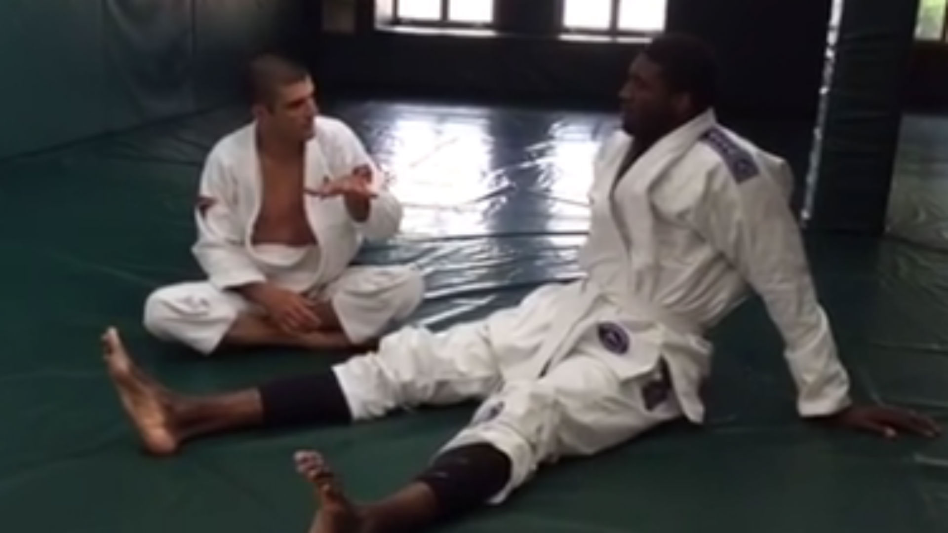 Roy Hibbert spends offseason learning jiu jitsu