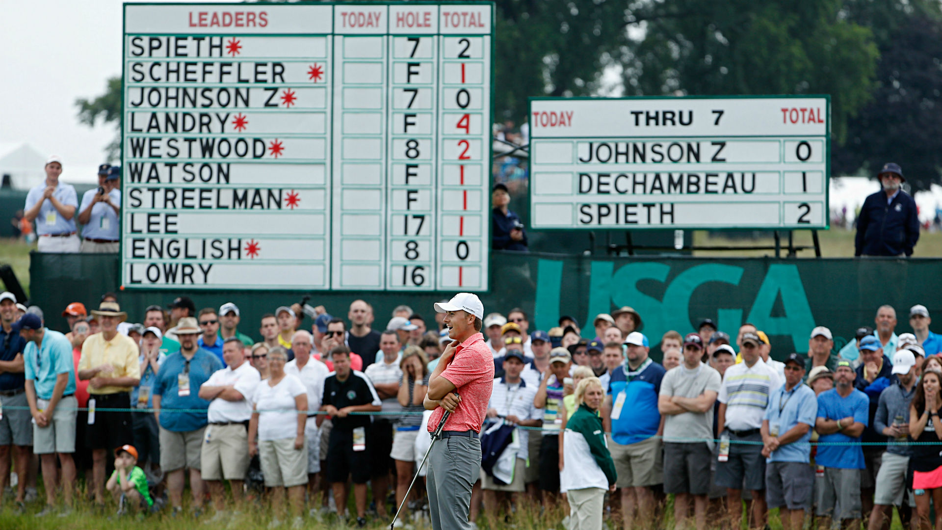 us open golf leaderboard