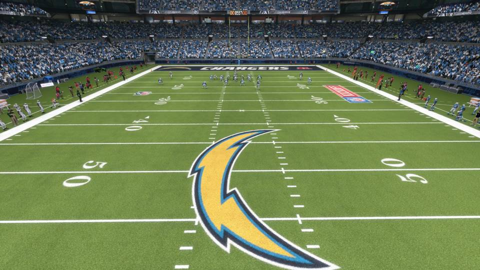 How To Move The Chargers To Los Angeles In Madden Nfl 17