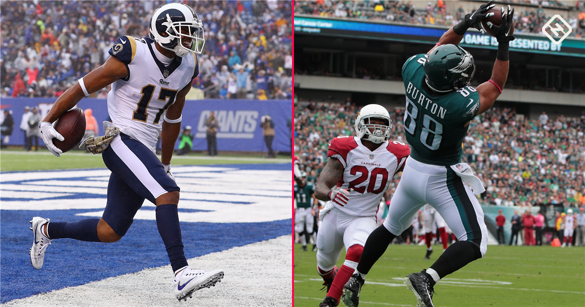 Best fantasy football waiver wire pickups for Week 10   15 ...