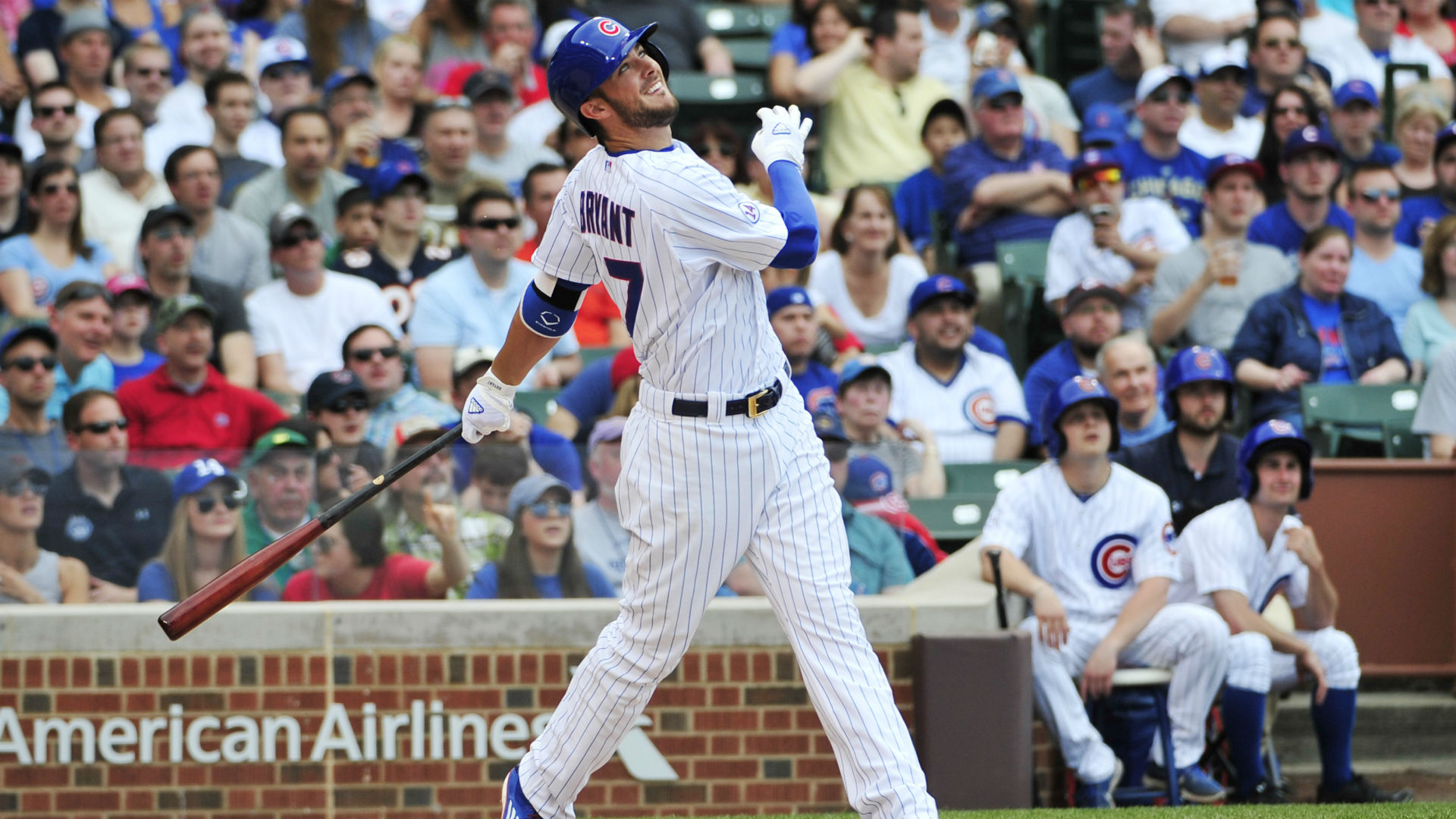 Cubs' Kris Bryant has a grand Fourth of July