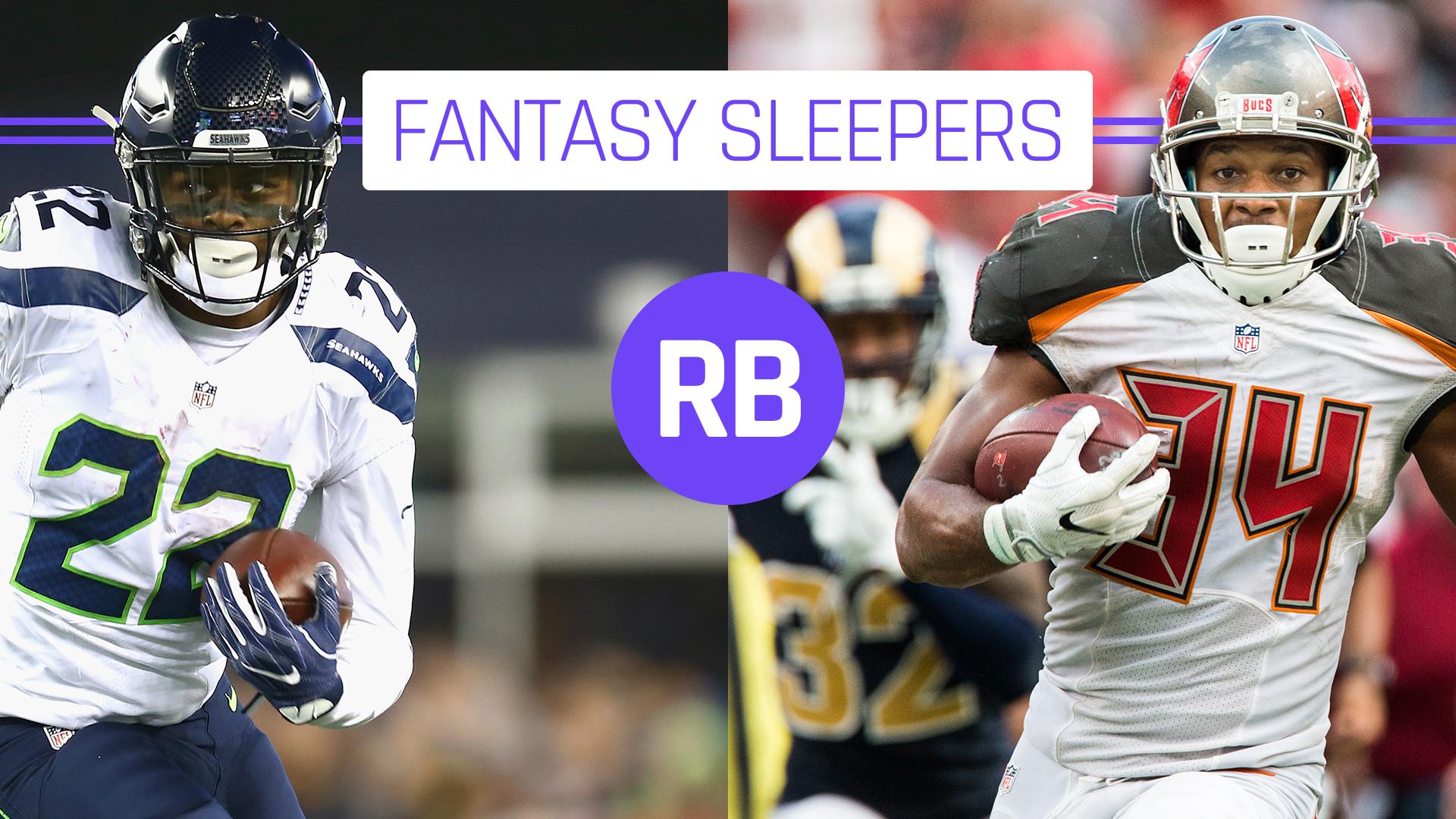 2017 Fantasy Football Sleepers: Running backs | Fantasy ...