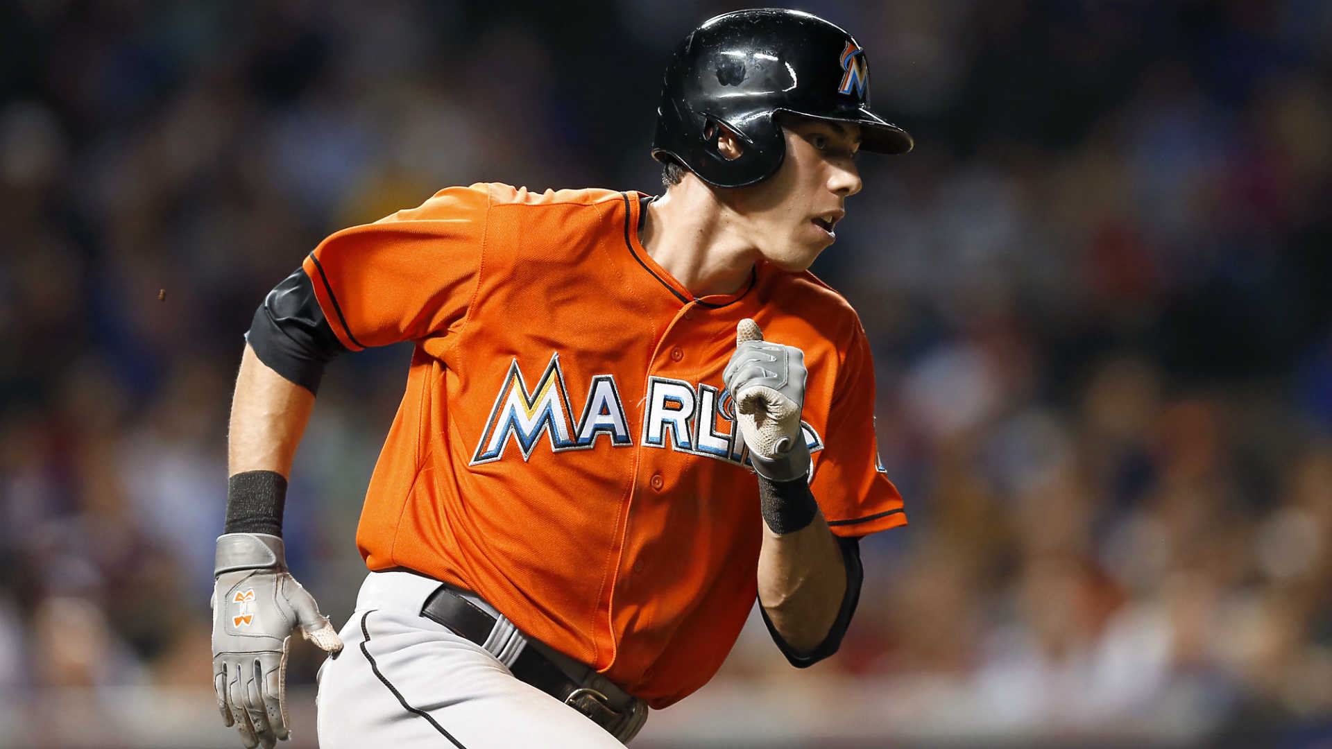 Fantasy baseball sleepers: Marlins' Yelich boasts power, speed ... value?