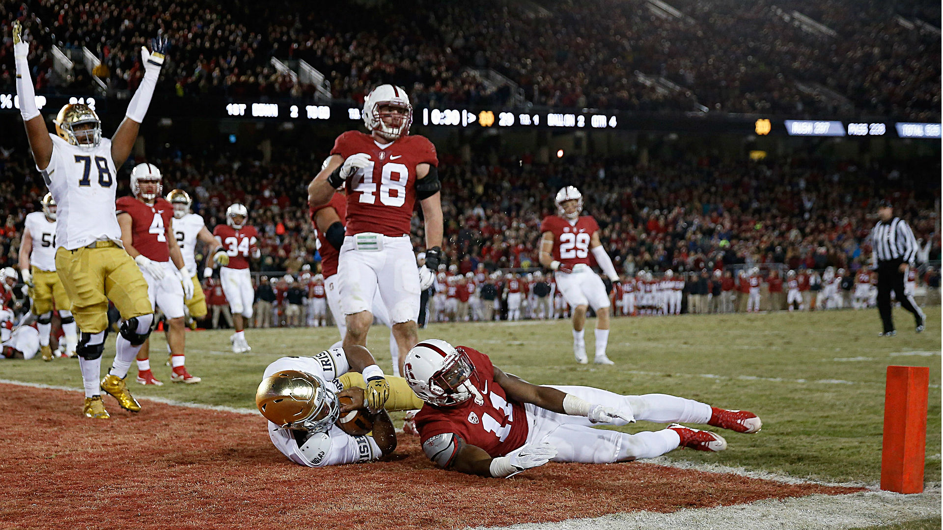 College football bad beats, Week 13 – Auburn bettors cursing Derrick Henry