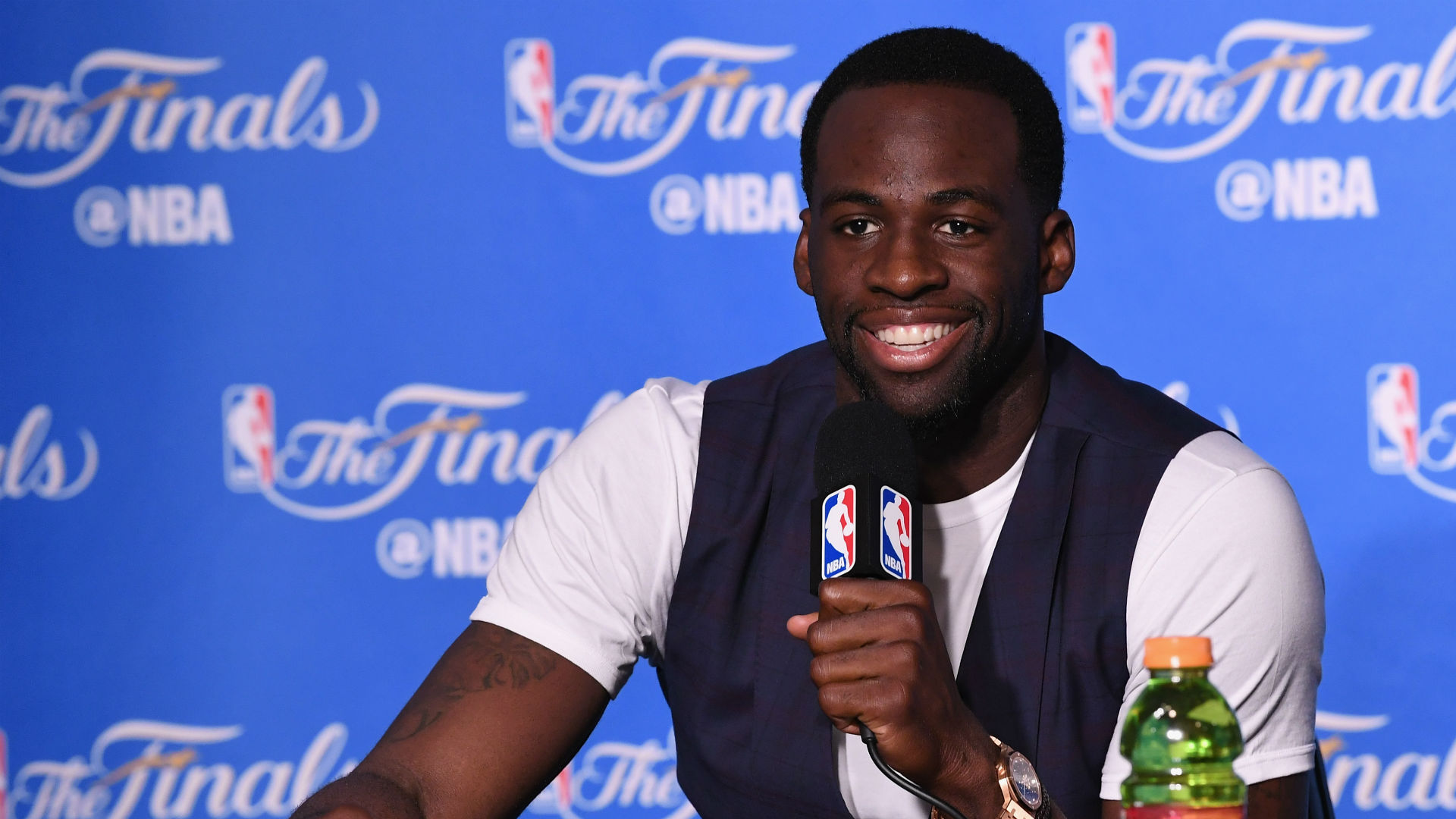 Draymond Green calls out 'rude' Cavs fans after altercation involving his mom