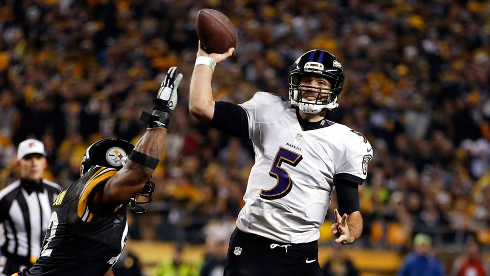 Ravens schedule 2017: Baltimore's fate could rest on another rematch in Pittsburgh · NFL