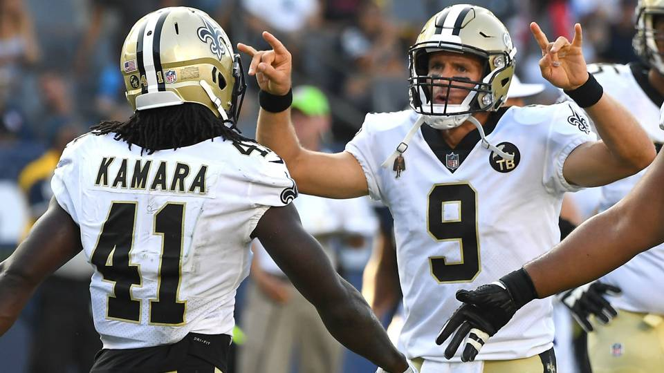 Kamara-Brees-090818-GETTY-FTR