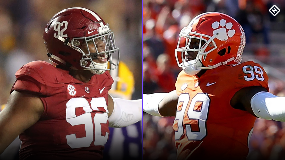 Quinnen Williams-Clelin Ferrell-110518-GETTY-FTR