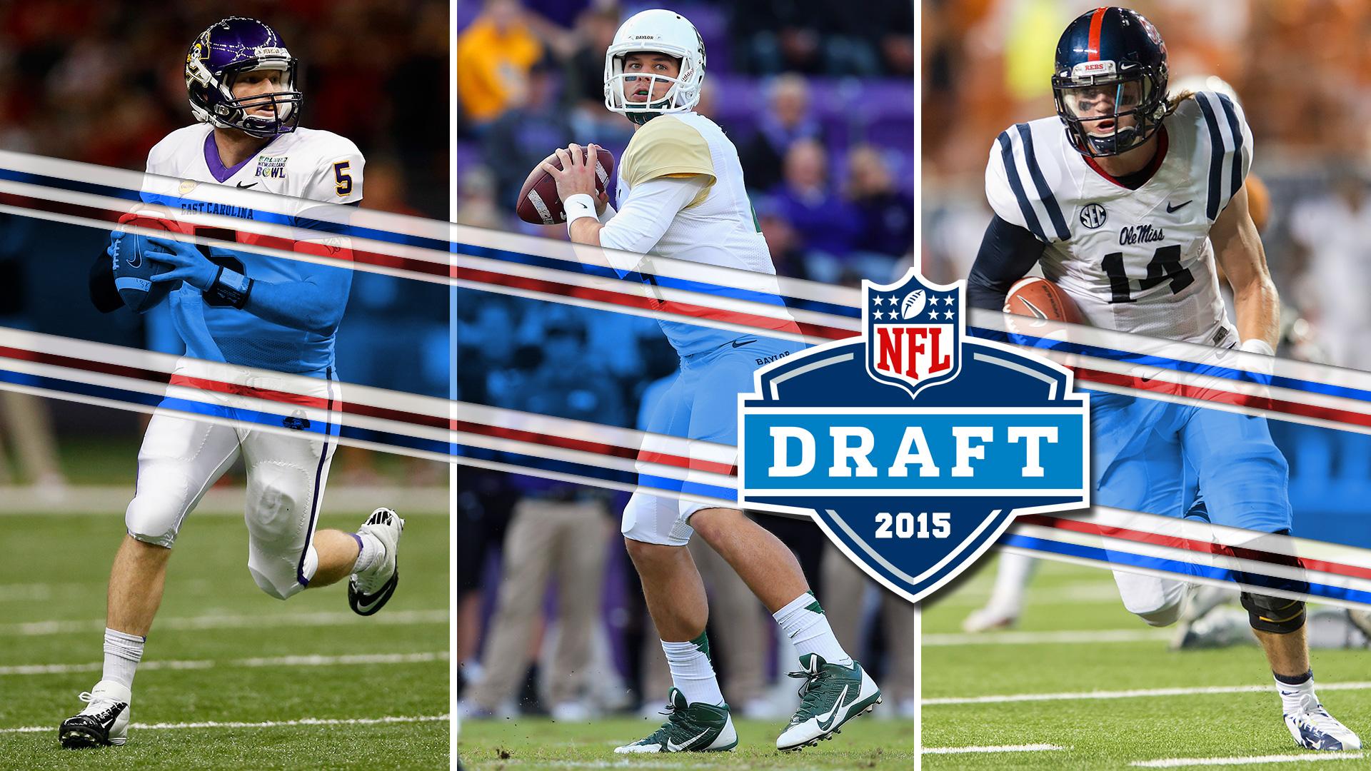 Senior quarterback prospects