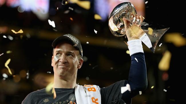 Peyton Manning - Getty - FTR