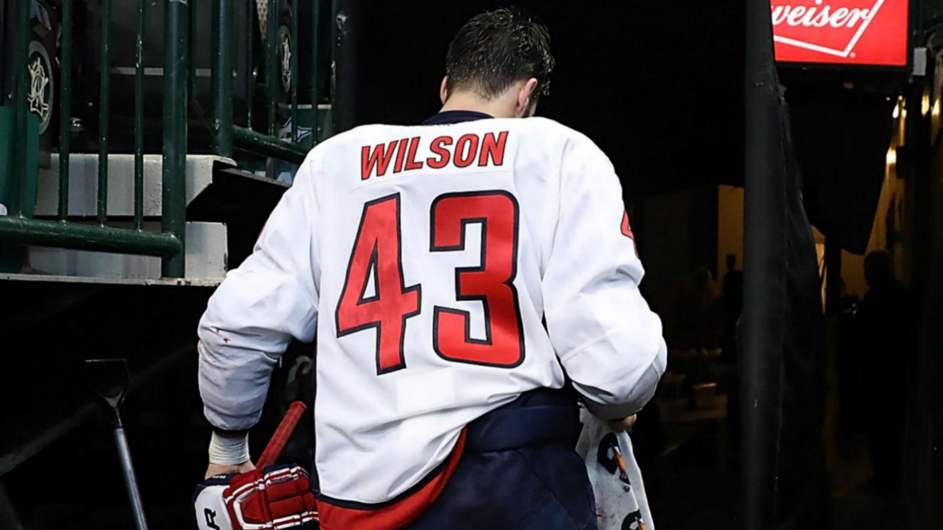 Tom wilson hockey who is he dating