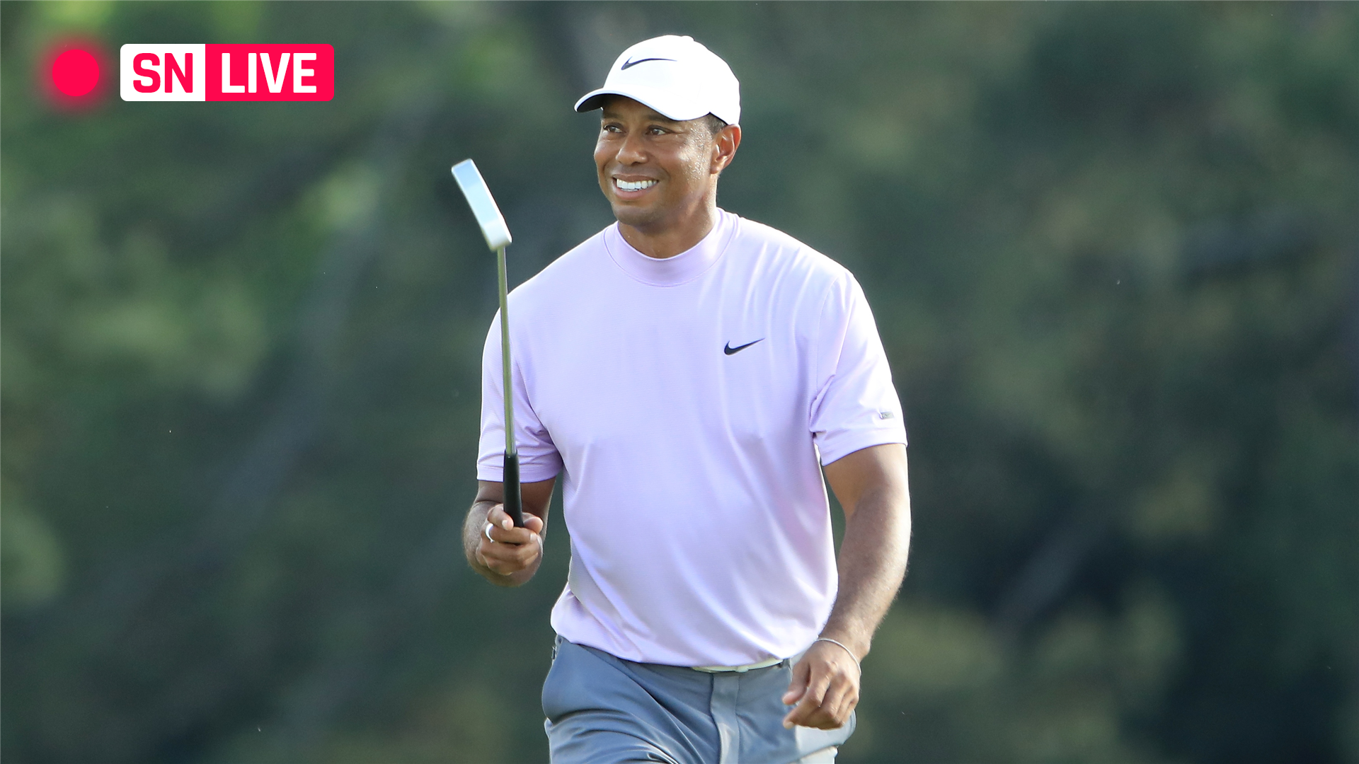 tiger woods u0026 39  score  live masters updates  highlights from