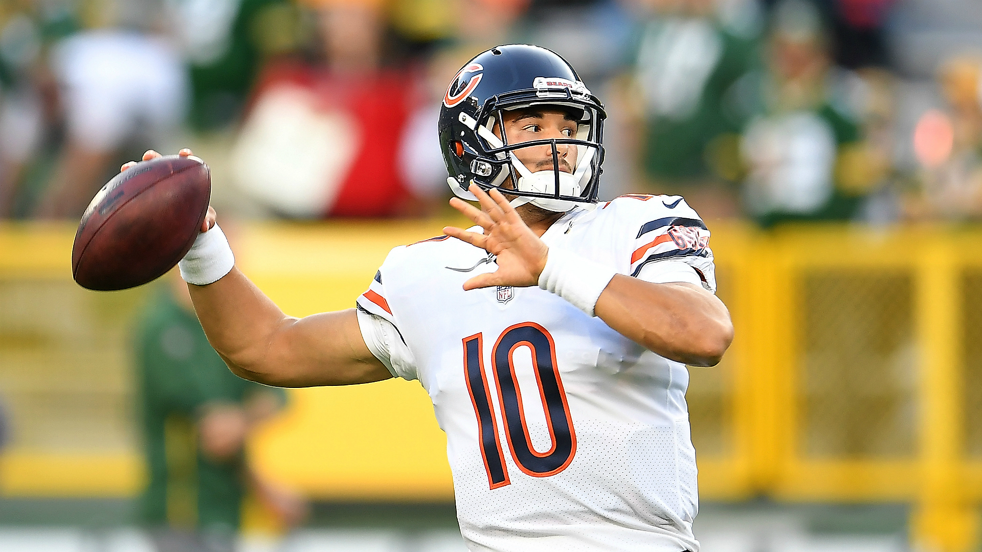 In a wild game, Bears lose to the Dolphins in overtime