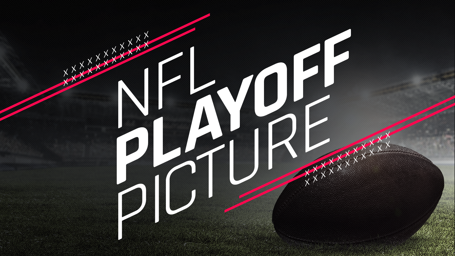 NFL playoff picture: Scenarios for Patriots, Texans others ...