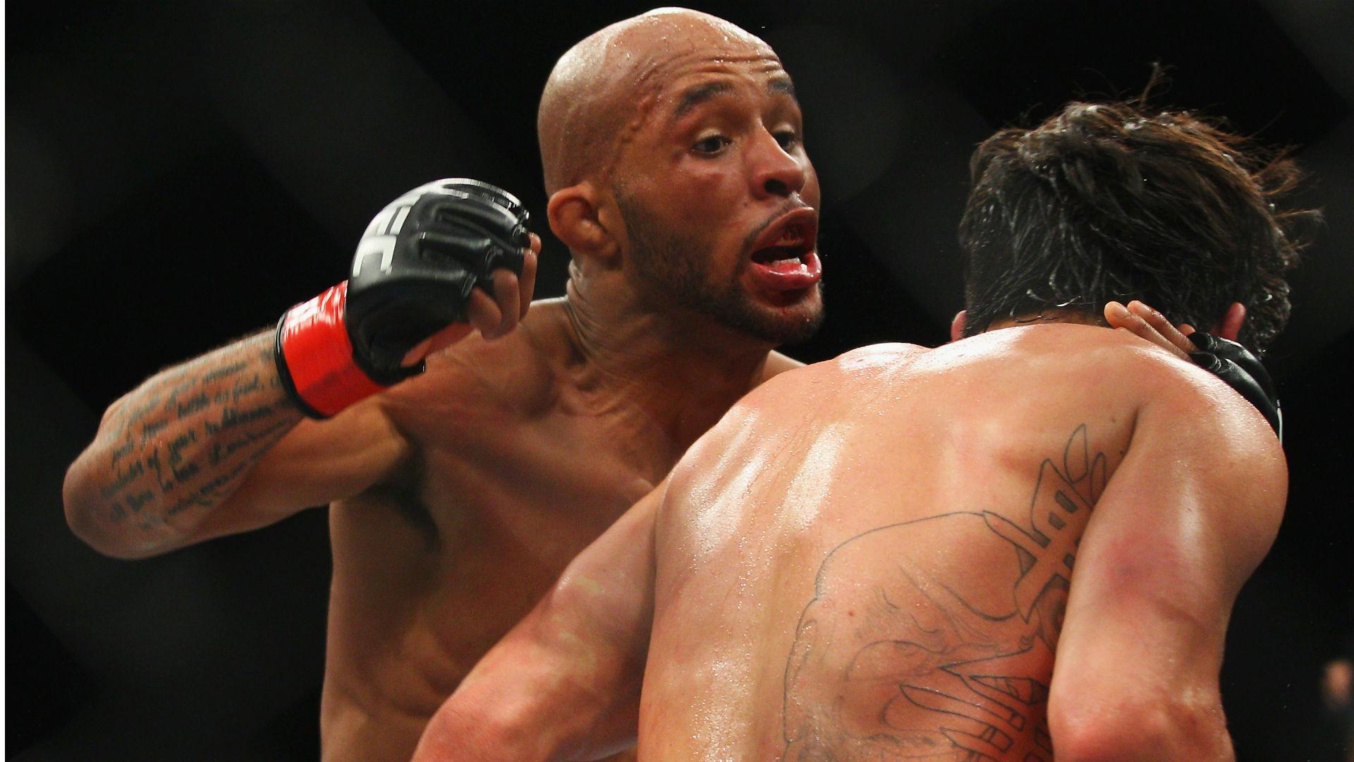 UFC 186 odds and picks – 'Mighty Mouse' Johnson the prohibitive favorite vs. Kyoji Horiguchi