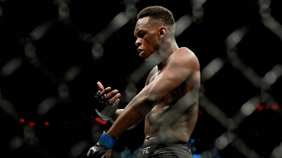 Israel Adesanya says he wants to beat Paulo Costa before USADA does