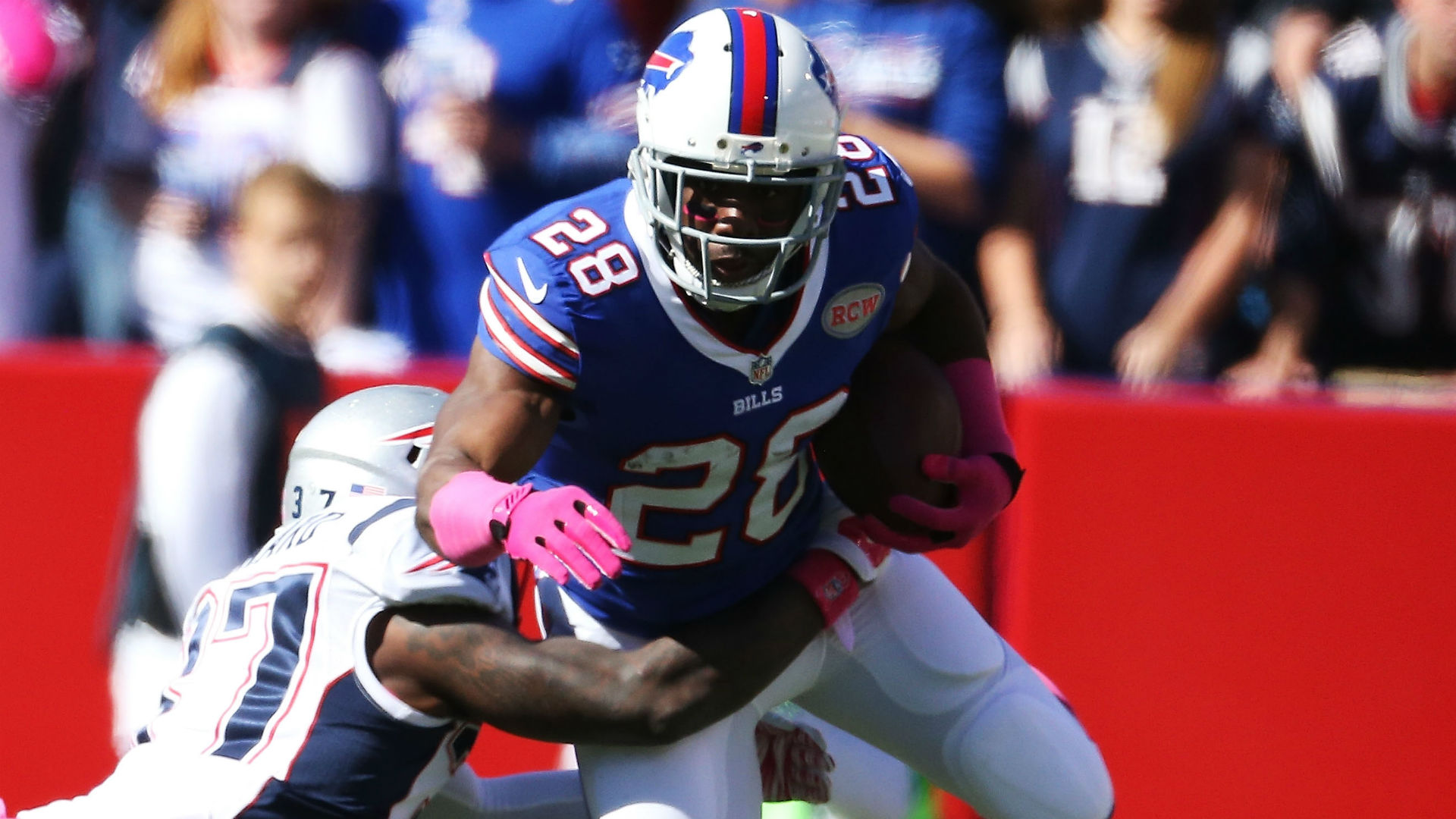 Fantasy Rewind: Time to wipe away Spiller and other RB messes?