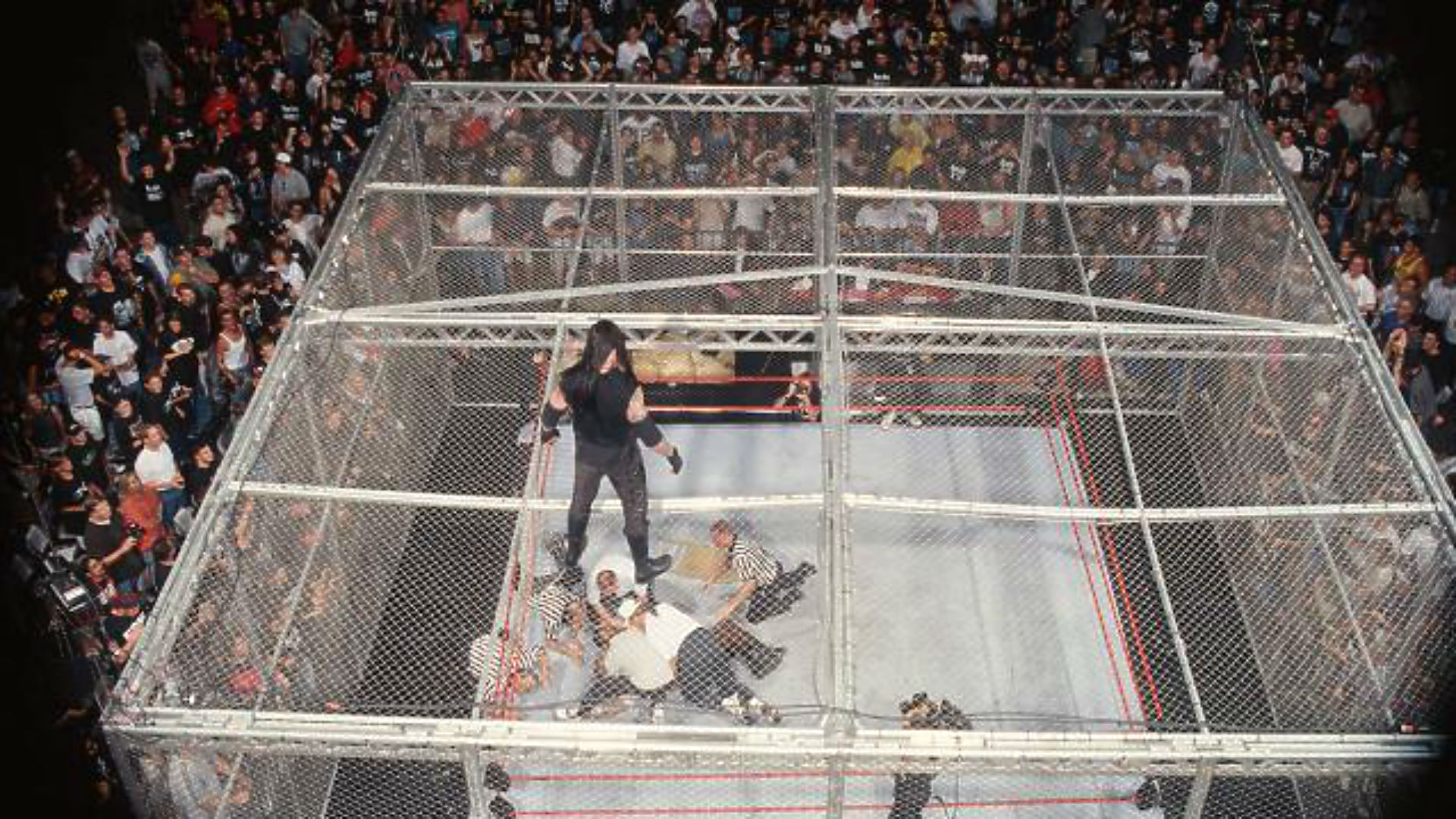 13 Craziest Hell In A Cell Moments