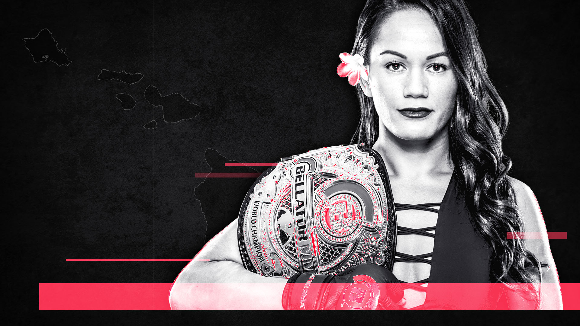 Bellator 213: Ilima-Lei Macfarlane describes journey to headliner in home state