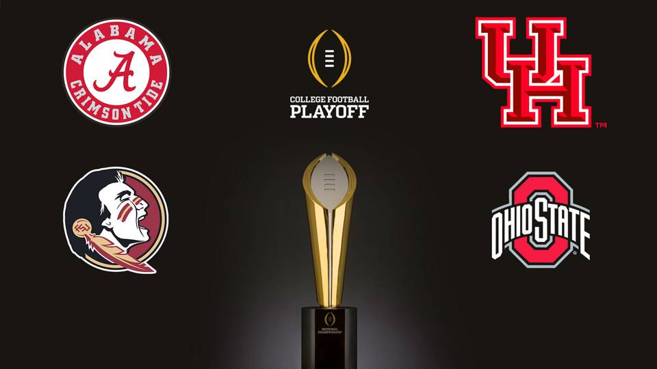 week 9 college football college playoff scores